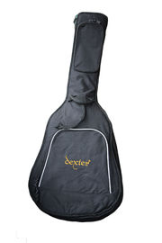 "China GC08 Dexter Brand 42"" 600D Black Oxford Fabric Musical Instrument Cases With Two Accessory Bag factory"