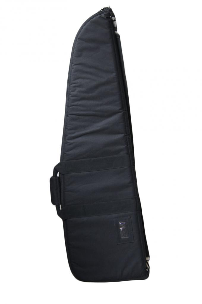 Portable Plastic Cord Edge Single Strap Accessory Bag Guitar Musical Instrument Cases