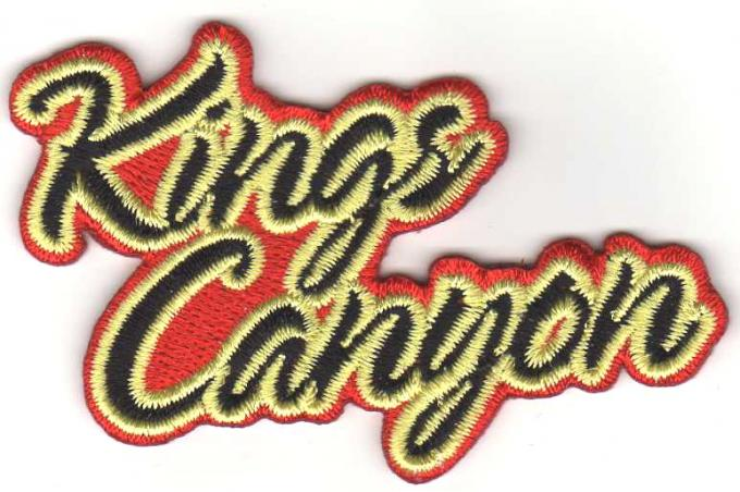 Round Velcro Custom Embroidered Patches , embroidered name patches